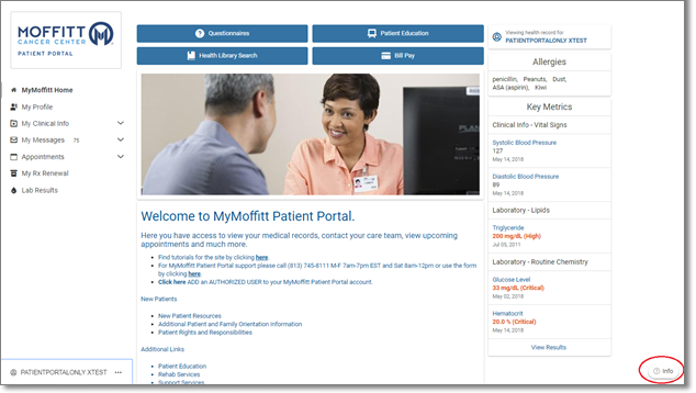 19 Elegant My Moffitt Patient Portal